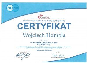 certyfikat EFC