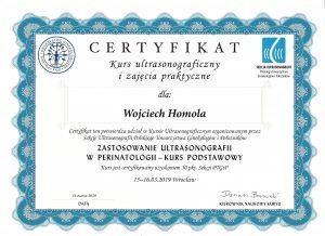 kurs USG wroclaw 15-16.03.2019r